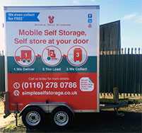 MOBILE SELF STORE TO YOUR DOOR - Simple Self Storage