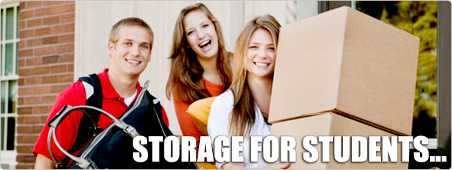Simple Self Storage - STORAGE FOR STUDENTS in Leicester, UK.